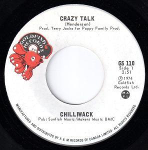 Crazy Talk by Chilliwack