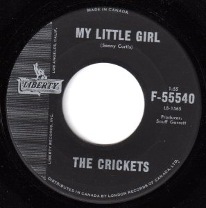 My Little Girl by The Crickets