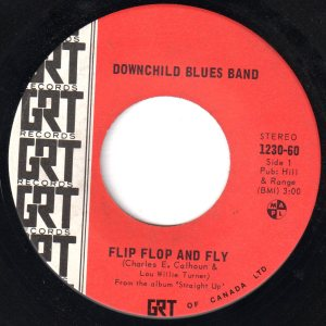 Flip Flop And Fly by Downchild Blues Band
