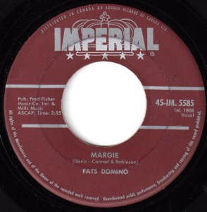 Margie by Fats Domino