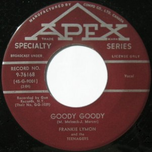 Goody Goody by Frankie Lymon