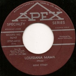 Louisiana Mama by Gene Pitney