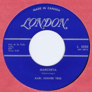 Marcheta by Karl Denver
