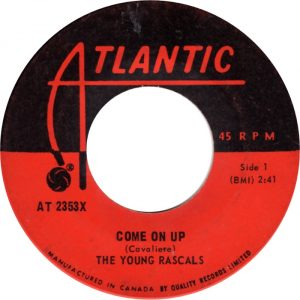 Come On Up by The Young Rascals