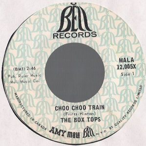 Choo Choo Train by The Box Tops