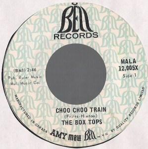 Choo Choo Train by The Box Tops