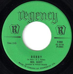 Bobby by Neil Scott