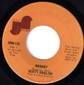 Brandy by Scott English