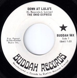 Down At Lulu's by The Ohio Express