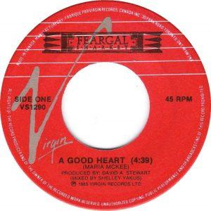 A Good Heart by Feargal Sharkey