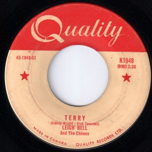 Terry by Leigh Bell and The Chimes