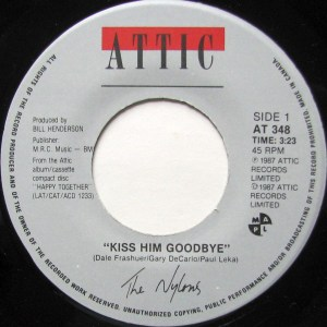 Kiss Him Goodbye by The Nylons