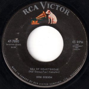 Sea Of Heartbreak by Don Gibson