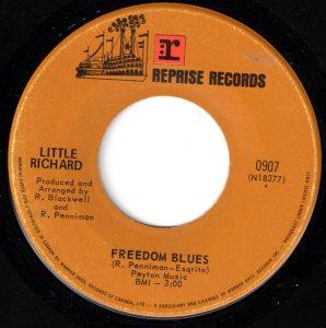 Freedom Blues by Little Richard