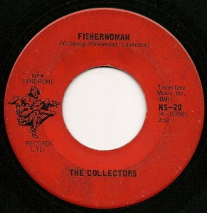 Fisherwoman by The Collectors