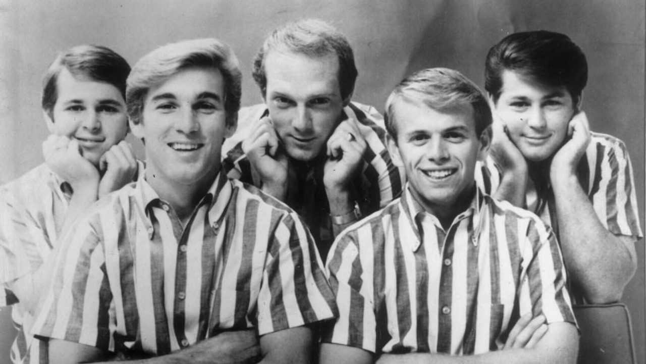 The Little Girl I Once Knew by The Beach Boys