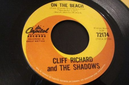 On The Beach by Cliff Richard