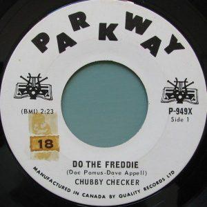 Do The Freddie by Chubby Checker