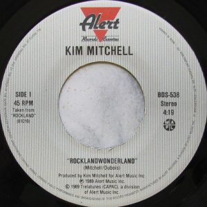 Rocklandwonderland by Kim Mitchell