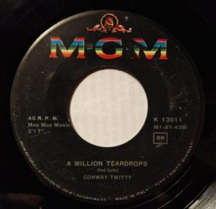 A Million Teardrops by Conway Twitty