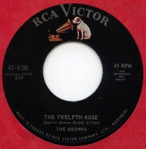 The Twelfth Rose by The Browns