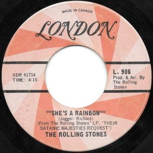 She's A Rainbow by the Rolling Stones