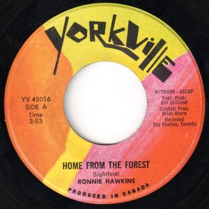 Home From The Forest by Ronnie Hawkins