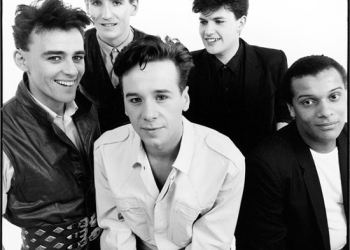 Love Song  by Simple Minds