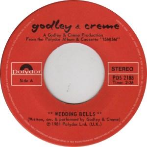Wedding Bells by Godley & Crème