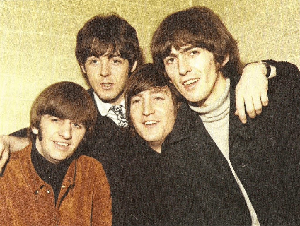 I Don't Want To Spoil The Party by The Beatles