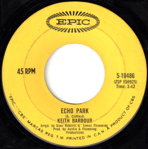Echo Park by Keith Barbour