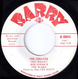 The Cheater by Bob Kuban & the In-Men