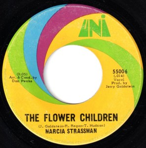 The Flower Children by Marcia Strassman