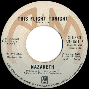 This Flight Tonight by Nazareth