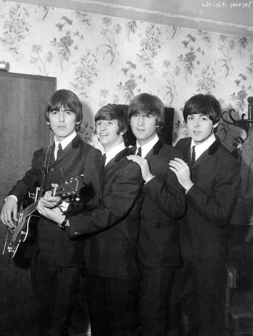 Slow Down by the Beatles