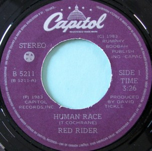 Human Race by Red Rider