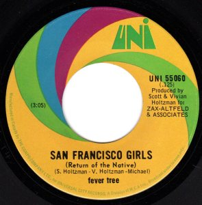 San Francisco Girls by Fever Tree