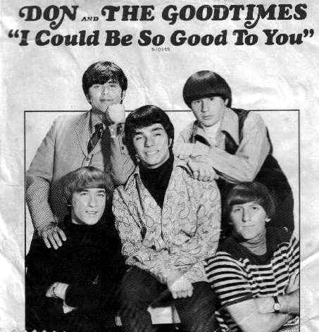 I Could Be So Good To You by Don and the Goodtimes