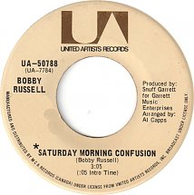 Saturday Morning Confusion by Bobby Russell