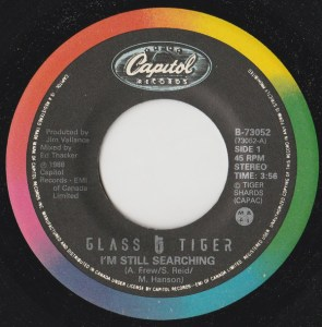 I'm Still Searching by Glass Tiger