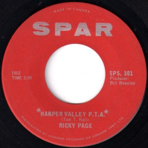 Harper Valley PTA by Ricky Page