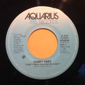 Can't Help Falling In Love by Corey Hart
