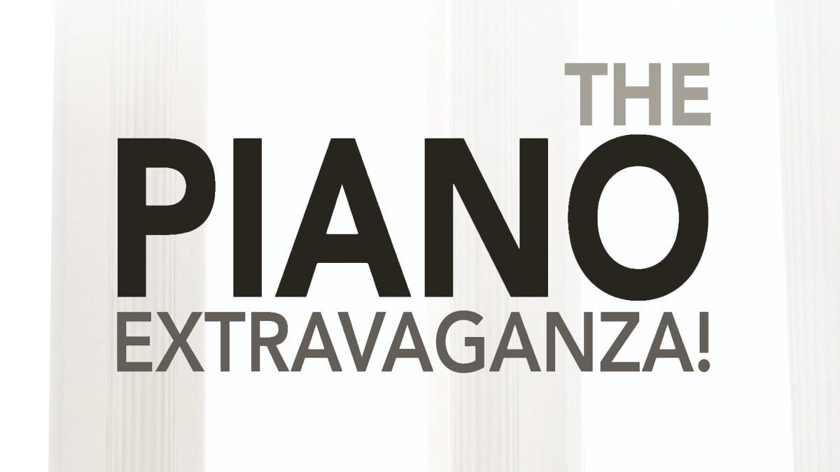 The VSO Piano Extravaganza
