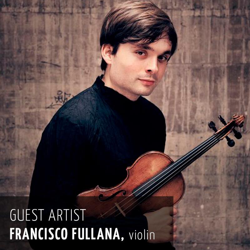 Francisco Fullana, guest artist