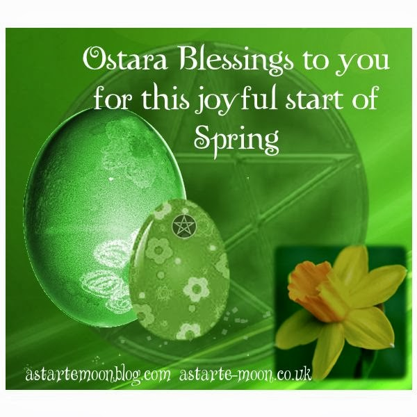 Earth Spirit Circle: Celebrate Ostara