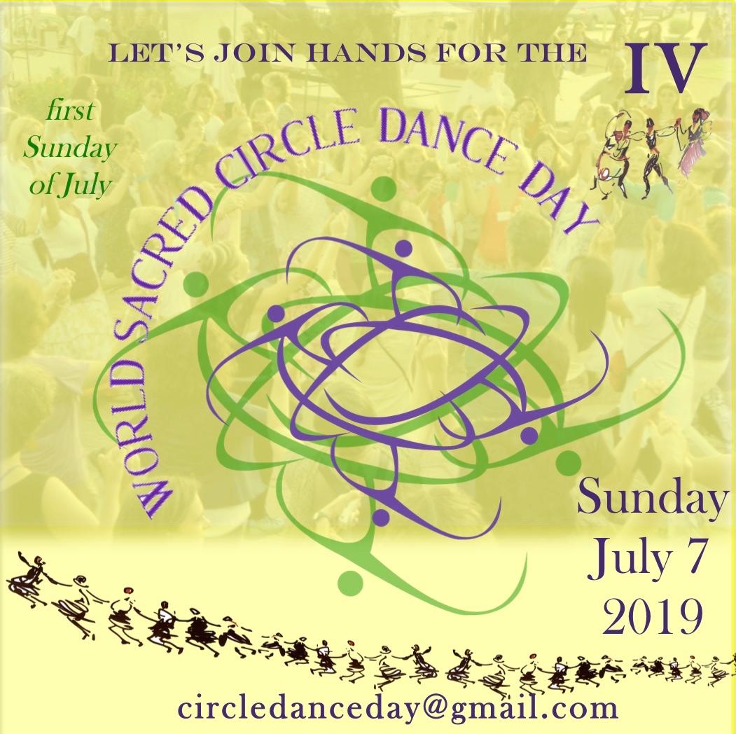 World Circle Dance Day 2019
