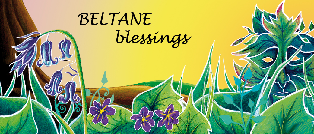 Reminder: Earth Spirit Circle: Celebrate Beltane tonight at 6pm