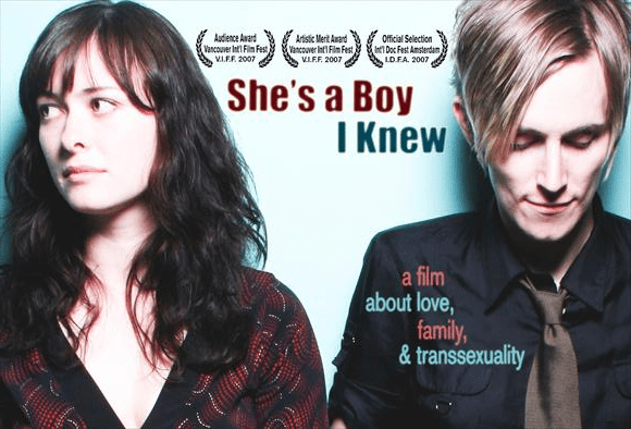 GSA Potluck and Film: She's a Boy I Knew