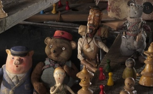 Toys In The Attic Film Review
