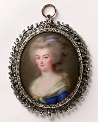 Miniature Portraits : miniature, portraits, Portrait, Miniatures